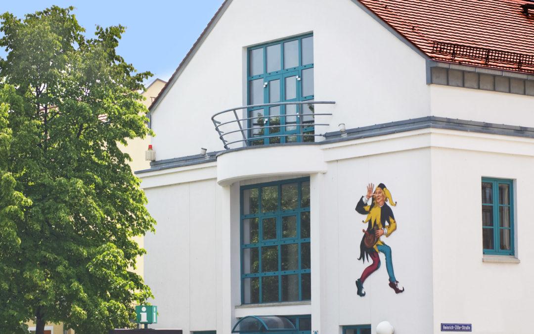 Stadtinformation Bernburg