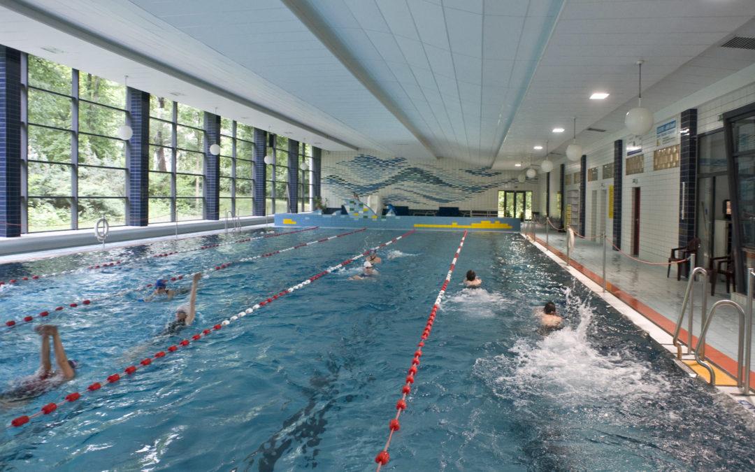 Die Schwimmhalle Bernburg ist geöffnet!