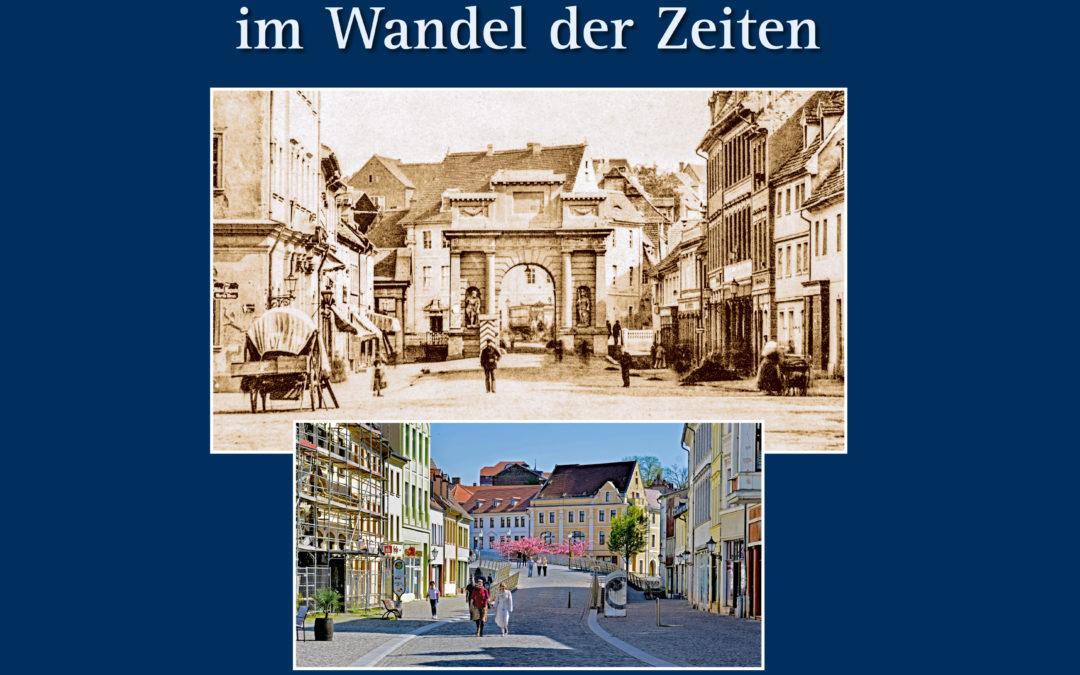 """Bildband """"Bernburg an der Saale im Wandel der Zeit"""" – ab September neu im Angebot!"""