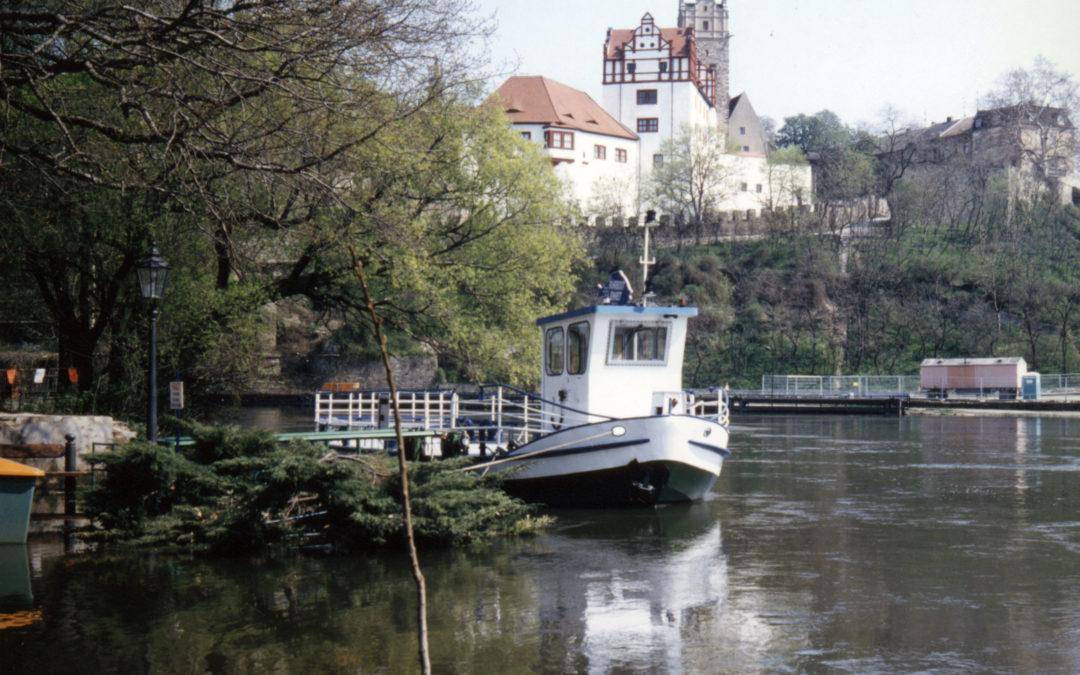 Fähre Bernburg